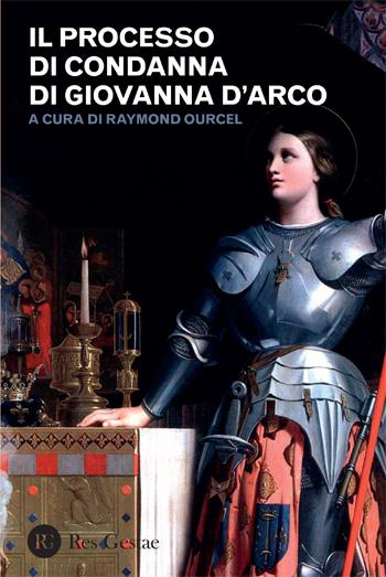 Il processo di condanna di Giovanna D'arco