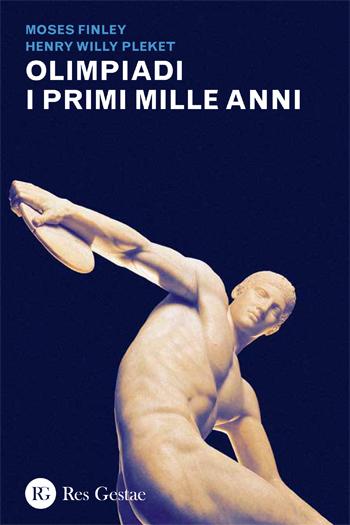 Olimpiadi I primi mille anni
