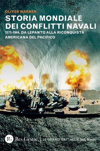 Storia mondiale dei conflitti navali